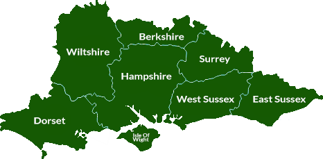 We're now able to serve Dorset as well
